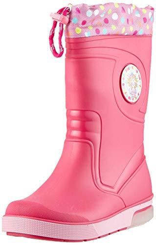 Prinzessin Lillifee Mädchen 130098 Gummistiefel, Pink (Pink 43), 22.5 EU