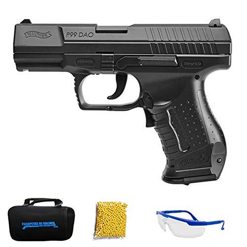 Walther P99 DAO M24 - Pistola Airsoft Calibre