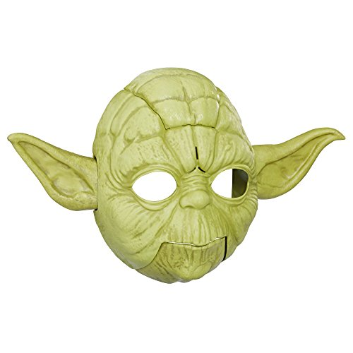 Star Wars E0329EW0 Elektronisch masker The Empire Strikes Back Yoda, meerkleurig