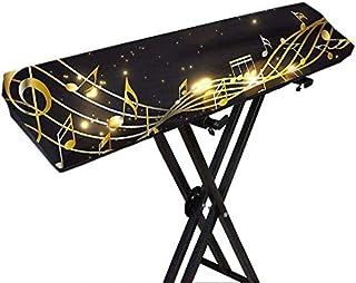 88 Keys Digital Piano Keyboard Cover, Stretchable 61 Keys Pi