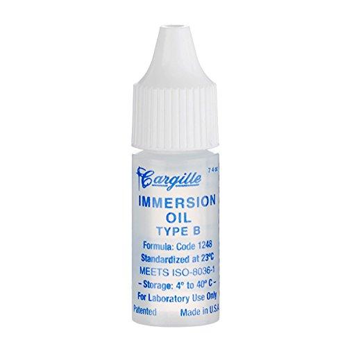 Compound Microscope Immersion Oil, 1/4 Oz