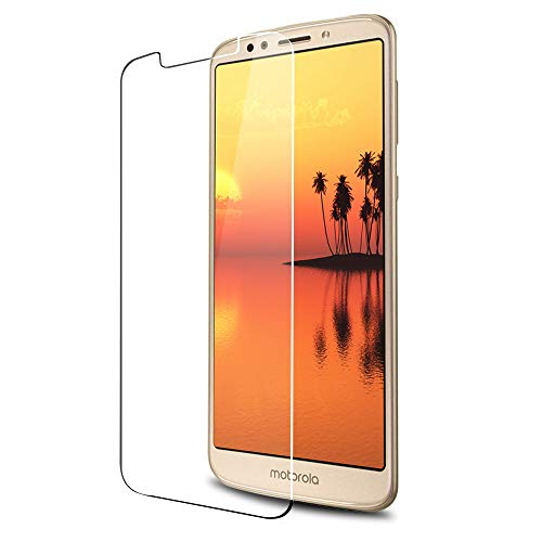 Lenovo PTM7C01707 Glass Screen Protector for Moto E5/G6 Play - Clear