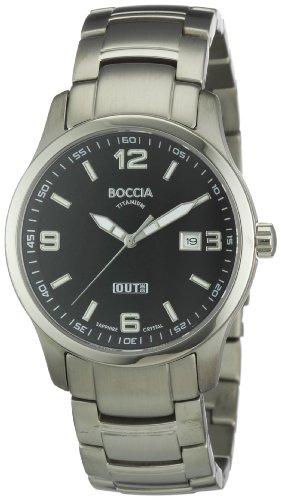 Boccia Herren-Armbanduhr Titan Sport 3626-03