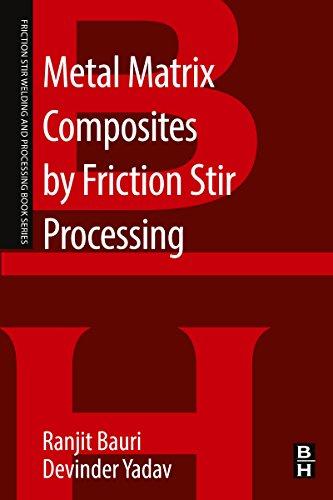 Metal Matrix Composites by Friction Stir Processing (Friction Stir Welding and Processing) (English Edition)