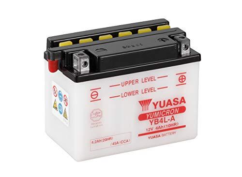 Yuasa YB4L-A batería de moto