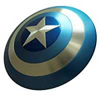 Gmask Aluminum Alloy Captain America Adult Shield 1:1 Blue Replica