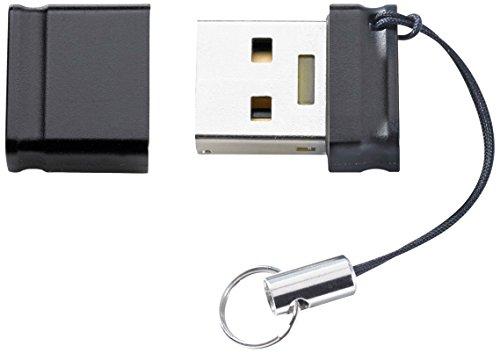 Intenso 3532490 Slim Line 64 GB USB-Stick USB3schwarz