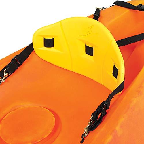 Ocean Kayak Comfort Backrest (Yellow)