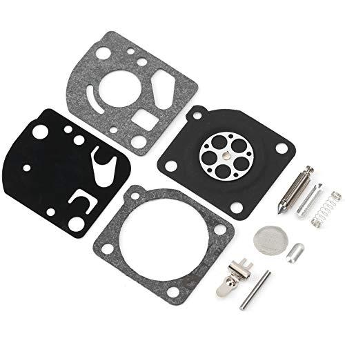 Piezas de reparación del carburador, Modelo RB‑64, Accesorios de mantenimiento Kit de reparación del carburador,