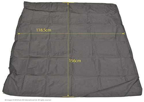 INKA Top Bed - Colchón grande a medida para Volkswagen California T6 T5