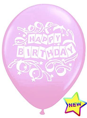 Pink Glam Cumpleaños Decoraciones de mesa de fiesta Ware celebración niña Invitar Kid Niño