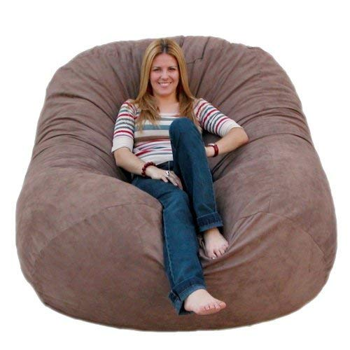 Cozy Sack 6-Feet Bean Bag Chair 7a256d2e9cee1