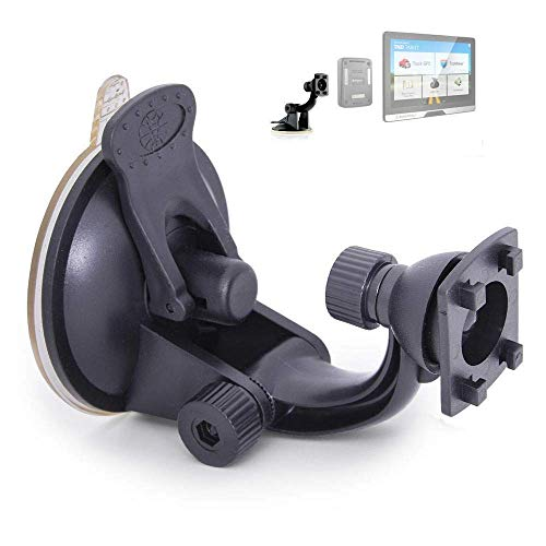 Rand McNally Suction Cup Mount for IntelliRoute 8' TND Tablet GPS - 0528014188 - RMTSC
