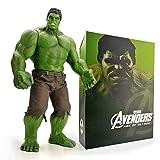 WangQ Figura de Hulk - Vengadores Marvel Legends Series Hulk, Modelos de superhéroes, Modelo de supe...