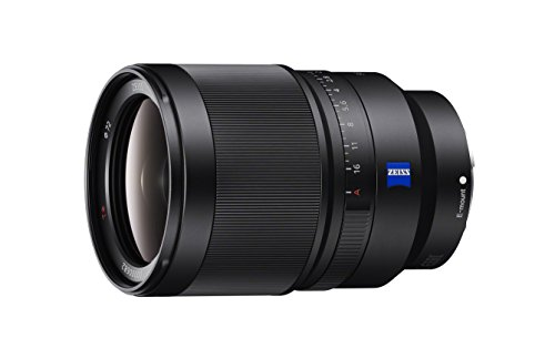 Sony SEL35F14Z Distagon T FE 35mm f/1.4 ZA...