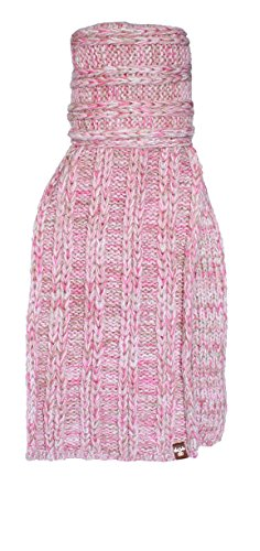 Nordbron® Kinder Schal Bloem S, Light Pink, One Size
