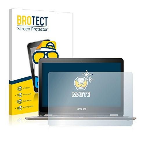 BROTECT Protector Pantalla Anti-Reflejos Compatible con ASUS VivoBook Flip TP301UA Pelicula Mate Anti-Huellas