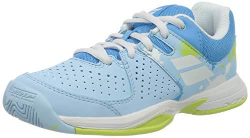 Babolat Jungen Unisex Kinder Pulsion All Court JR Tennisschuhe, Crystal Blue, 33.5 EU