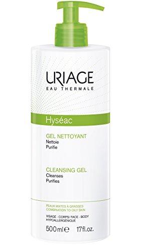 Uriage Hyseac Gel Detergente Pelle Mista o grassa - 500 ml