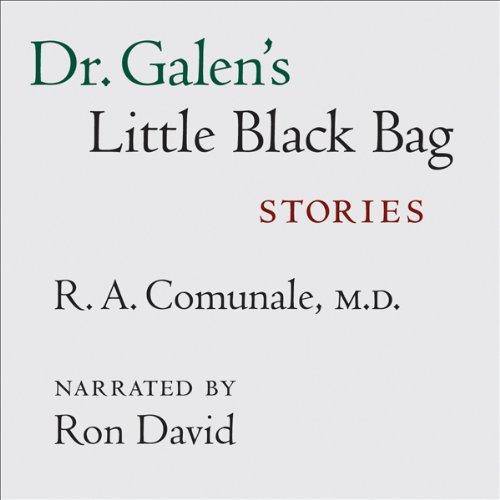Dr. Galen's Little Black Bag cover art