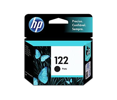 Cartucho de Tinta HP - 122 Preto - CH561HB