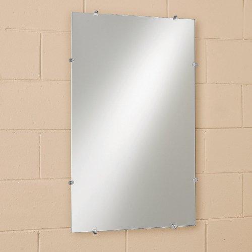 Frameless Glass Mirror 16