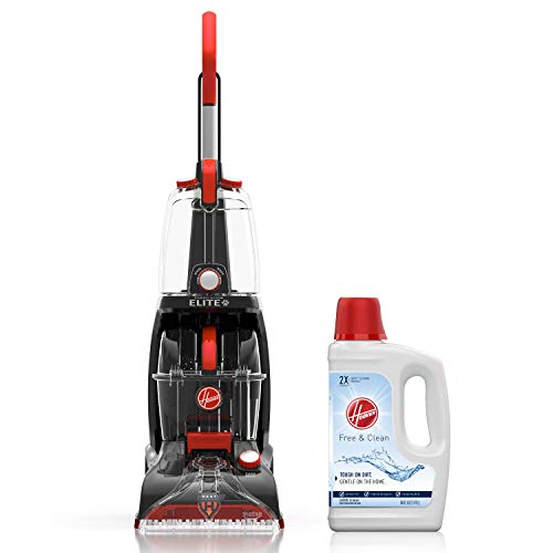 Hoover Power Scrub Elite Pet Carpet Cleaner with Free  Mississippi