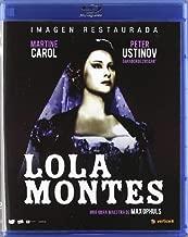 Lola Montez (1955) ( The Fall of Lola Montes ) ( The Sins of Lola Montes ) (Blu-Ray)