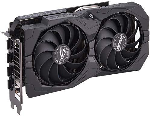 ASUS NVIDIA GTX 1650 搭載 デュアルファンモデル 4G ROG-STRIX-GTX1650-O4GD6-GAMING
