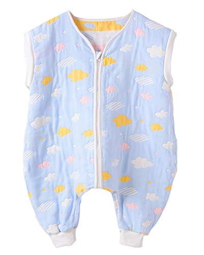 Pasen Baby Unisex Print Ster Mouwloos Cartoon Slapende Rompers Pajama Bodysuits Eenvoudige Stijl Elegante Comfortabele Thuis Moderne Stijl