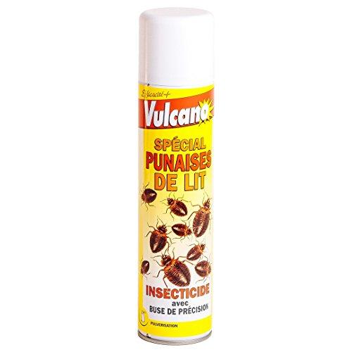 Vulcano, Insetticida speciale per cimici da letto (400ml)