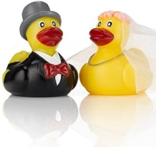 Alandra Party Mr and Mrs Duck Gift Box Set