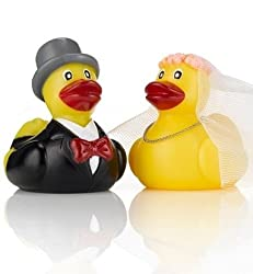 Mr and Mrs Duck Gift Box Set