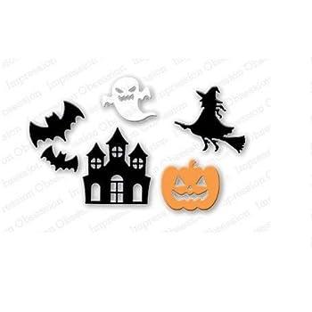 Halloween Web Steel Die for Scrapbooking DIE589Z