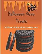 Halloween Oreo Treats: A Halloween Cookbook with last minute Oreo treats