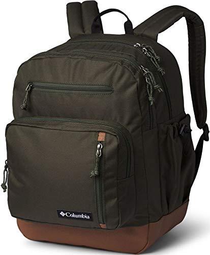 Columbia Northern Pass II Backpack, Zaino Uomo, Surplus Verde, Taglia Unica