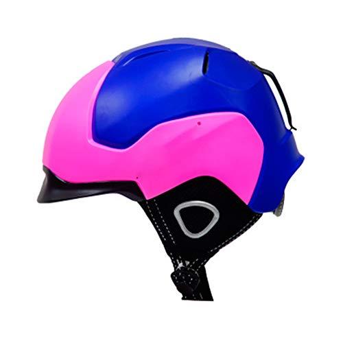 Outdoor fiets helm, Een stuk super licht en winddicht warme skihelm kinderen volwassen een- en tweepersoons snowhelm