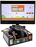 Enjoy hours of fun gaming just about anywhere. Comes with 98000 built-in games, requires no expensive game console Connects to any TV with AV inputs Enjoy hours of fun gaming just about anywhere. Plug N Play Video Games Play on any TV in AV inputs Pl...