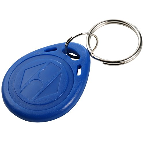 UHPPOTE 125KHz Single Door Proximity RFID Card Access Control Keypad with 10pcs Keyfobs