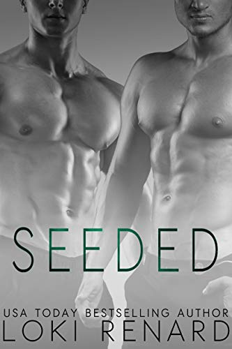 Seeded: A Dark Sci-Fi Menage Romance