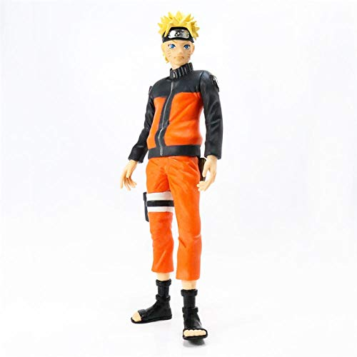 RGERG Personnage D'anime Décoration Grandista Ros Doll Whirlpool Naruto Group Spiral Pill Hand to Do, High 25CM