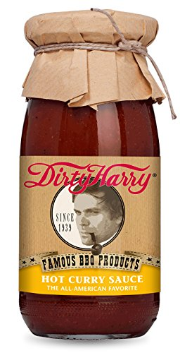 Münchner Kindl Senf Bio Dirty Harry Hot Curry Sauce BIOLAND (1 x 250 ml)