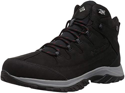 Columbia Terrebonne II Mid Outdry, Zapatillas de Senderismo Hombre, Negro (Black, Lux), 42 EU