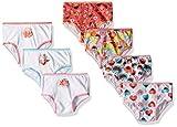 Sesame Street Girls' Toddler 7-Pack, Sesame7pk, 18