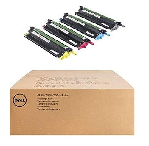 Dell 331-8434Laser Cartridge, Cyan, Magenta, Yellow Laser Toner Cartridge–Toner Cartridge (Laser Cartridge, Cyan, Magenta, Yellow, 4Piece (S))