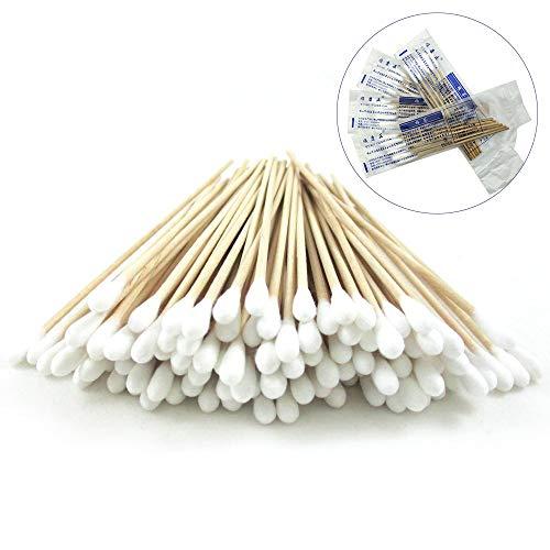 HNOOSTER 4.7 algodón varilla desechable extremo 600