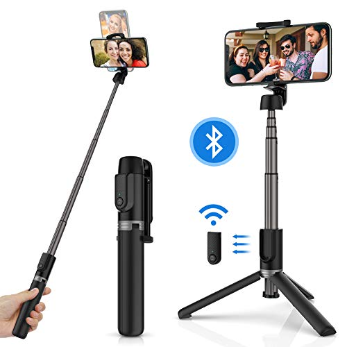 bluetooth selfie stick for iphone 11/pro/pro max