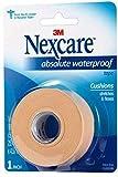 Nexcare Absolute Waterproof Tape, Tears Easily