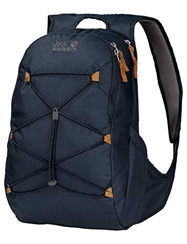 Jack Wolfskin Damen SAVONA bequemer Daypack, night blue, ONE SIZE