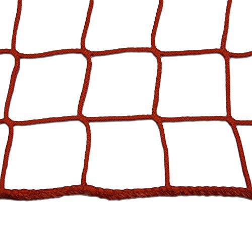 Seitenschutznetz 2 x 5m blau (2x5, rot)